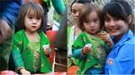 Cô bé vùng cao mặc chiếc áo rách bươm vẫn xinh như công chúa khuấy đảo MXH