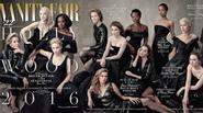 13 ngôi sao nữ nổi tiếng nhất Hollywood hội tụ trên Vanity Fair