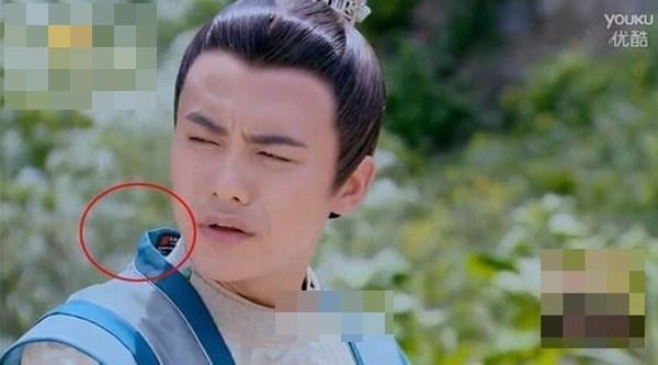 Lỗi trang phục gây cười nhất trong phim Hoa ngữ