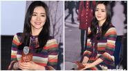 """""""Phạm Băng Băng Hàn Quốc"""" bị chê bai dù xinh như búp bê trong sự kiện"""