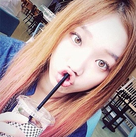 Ngẩn ngơ với những đôi mắt nâu hoàn hảo của mỹ nhân Hàn
