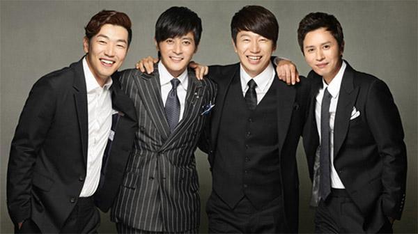Những bộ phim Hàn quy tụ nhiều mỹ nam nhất