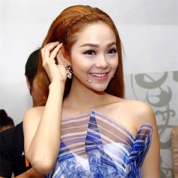 Minh Hằng: Sao nữ hiếm hoi hợp mọi kiểu tóc