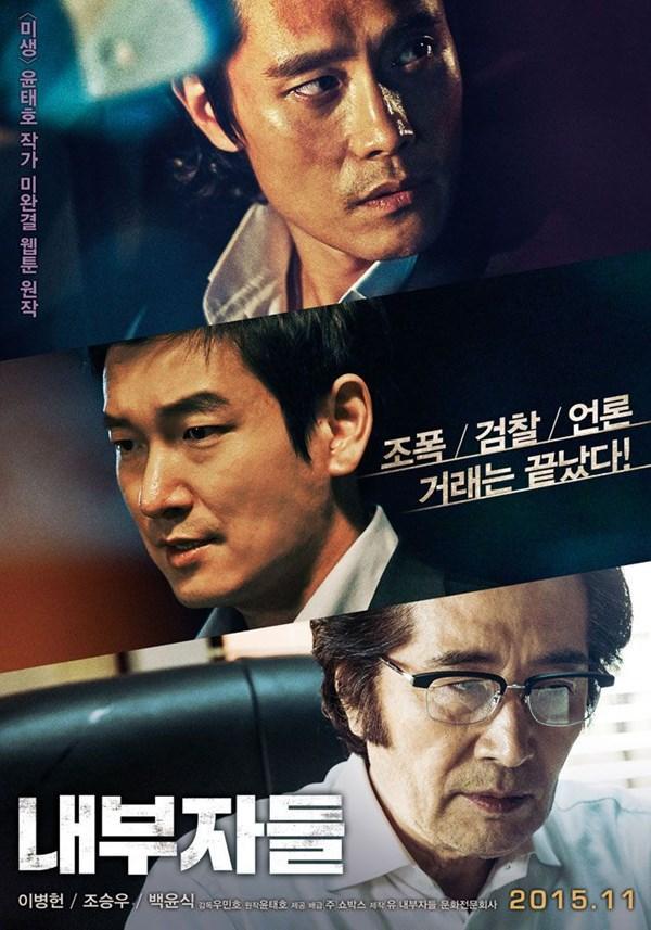 Top 30 phim Hàn ăn khách nhất mọi thời đại