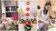 Facebook 24h: Sao Việt hân hoan chuẩn bị đón tết
