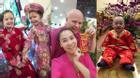 Facebook24h: Sao Việt hân hoan gửi lời chúc mừng đầu năm mới