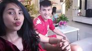Facebook24h: Thủy Tiên nắm chặt tay chồng trong ngày đầu năm