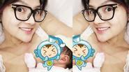 Facebook24h: Vũ Thu Phương đã hạ sinh bé thứ 2?