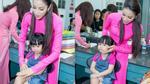 Phạm Hương chia sẻ bí quyết ngồi đẹp với fan nhí