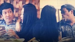 Sốc: Lộ loạt hình ảnh làm dậy nghi vấn Trường Giang hẹn hò Quế Vân