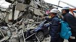 Bé gái gốc Việt thiệt mạng trong trận động đất Đài Loan