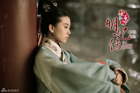 Phim của Lưu Thi Thi bị nghi đạo trang phục của 'Dae Jang Geum'