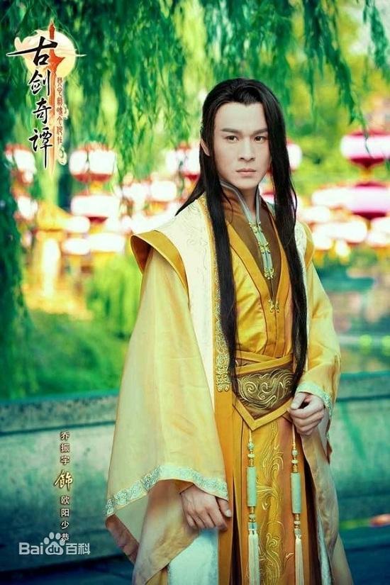 5 mỹ nam cổ trang làm 'khuynh đảo' màn ảnh Hoa ngữ