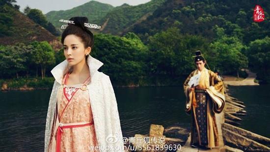 4 người đẹp 'thống trị' màn ảnh nhỏ Hoa ngữ 2016