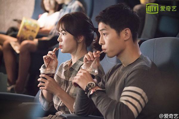 'Hậu duệ của mặt trời' khiến fan Hoa - Hàn đều 'phát sốt'