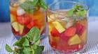 Trà trái cây cho ngày nắng lên