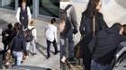 Angelina Jolie cùng các con vượt đường xa đến gặp Brad Pitt sau tin đồn bất hòa
