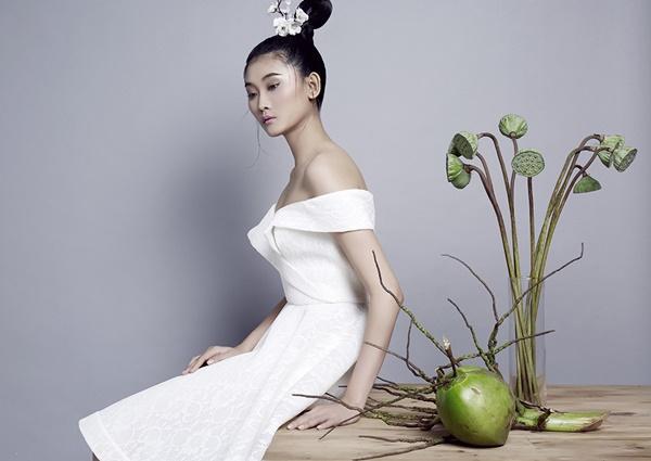 Công Trí chọn Kim Nhung vào vị trí vedette cho BST No.9 tại Tokyo Fashion Week ảnh 2