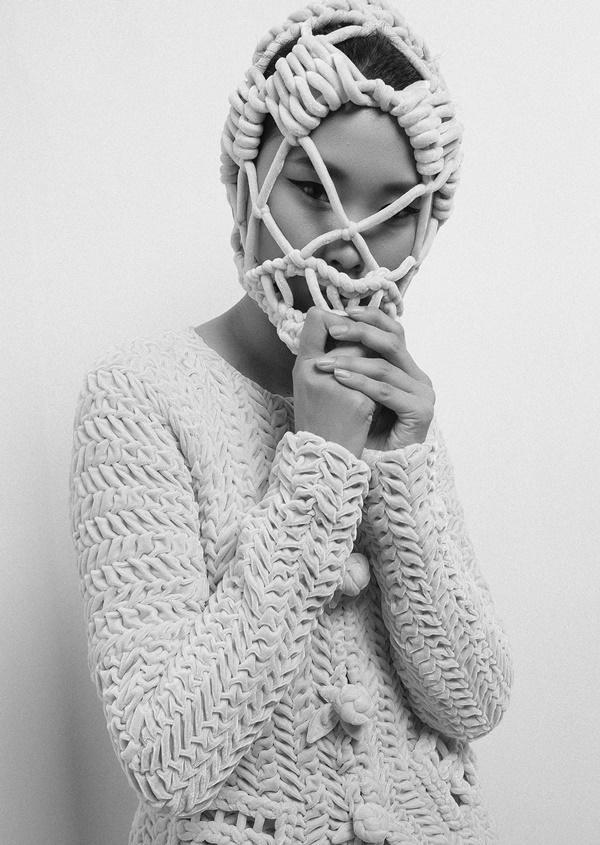 Công Trí chọn Kim Nhung vào vị trí vedette cho BST No.9 tại Tokyo Fashion Week ảnh 4