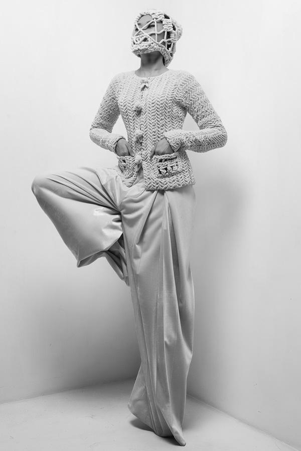 Công Trí chọn Kim Nhung vào vị trí vedette cho BST No.9 tại Tokyo Fashion Week ảnh 5
