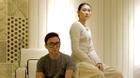 Kim Nhung được NTK Công Trí chọn làm vedette ở Nhật