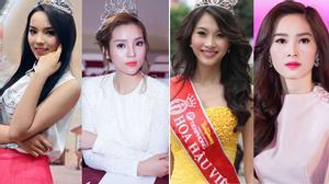 Dung nhan các Hoa hậu Việt ngày ấy - bây giờ ra sao?