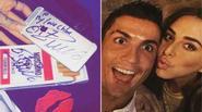 C. Ronaldo gọi ái nữ của tỷ phú là 'tình yêu của tôi'