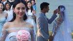 Toàn cảnh hôn lễ đẹp như mơ giữa Ngô Kỳ Long - Lưu Thi Thi