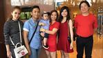 Facebook 24h: Gia đình Phan Hiển - Khánh Thi vui mừng hội ngộ - Quế Vân du lịch