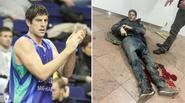 Siêu sao bóng rổ Bỉ gặp nạn ở vụ nổ bom