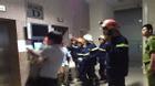 Thang máy gặp sự cố, 16 người bị kẹt hơn 30 phút