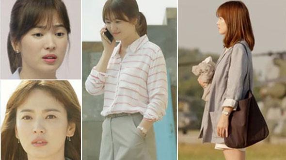 Gu Thời Trang Quot Ruột Quot Của Song Hye Kyo Trong Quot Hậu Duệ Mặt
