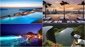 20 bể bơi sang chảnh nhất thế giới bất cứ ai cũng muốn bơi một lần