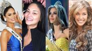 Mặt mộc của các Hoa hậu Hoàn vũ Thế giới đẹp cỡ nào?