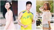 Không chỉ ngoại hình, những hot boy, hot girl này đều nổi tiếng nhờ... thể thao