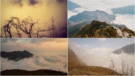 Chinh phục đỉnh Bạch Mộc Lương Tử cao hơn 3.000 m