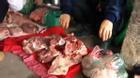 Ai mua thịt lợn ôi thiu giá 30 ngàn/kg ở chợ thịt ôi, thịt