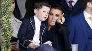 Con trai Rooney bảnh bao đi xem đua ngựa
