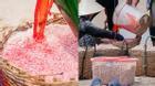 Vụ nhuộm đỏ ruốc: Phát hiện chất độc trong mẫu phẩm màu