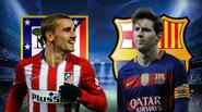 Chấm điểm Atletico Madrid - Barcelona: Messi tệ nhất