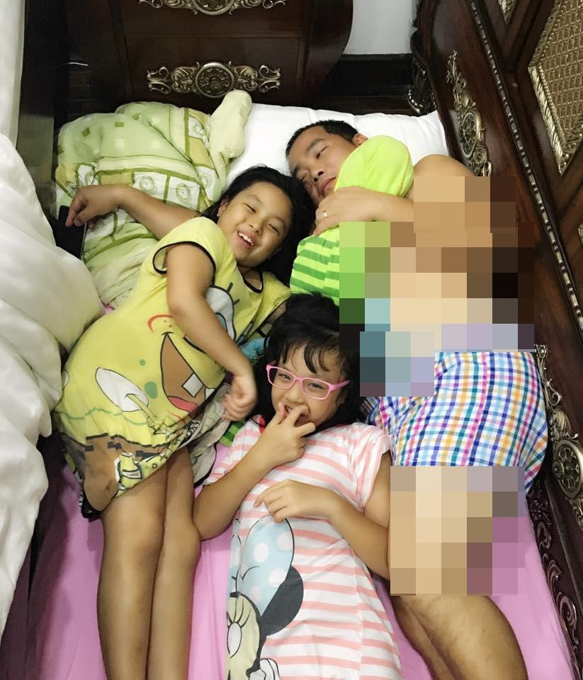 Facebook sao Việt: Vợ chồng  Jennifer Phạm ôm nhau trước mặt gia đình ở Đà Nẵng ảnh 15