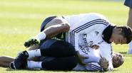 Ronaldo đã bình phục và sẵn sàng cho trận gặp Man City