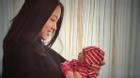 Hoa hậu Thế giới Trương Tử Lâm hạnh phúc khoe ảnh con gái đầu lòng
