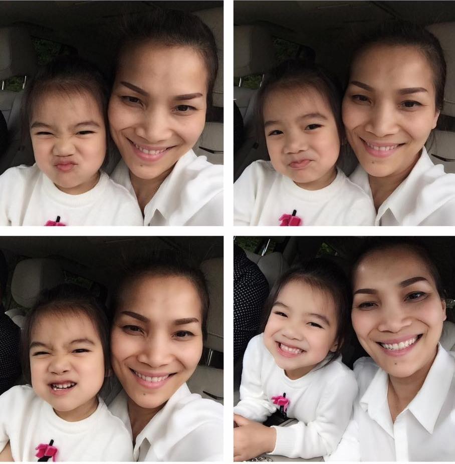 Facebook sao Việt:  Hoa hậu Thu Thảo 'xả hơi' sau khi bị 'bế quan luyện công' - Ảnh 8