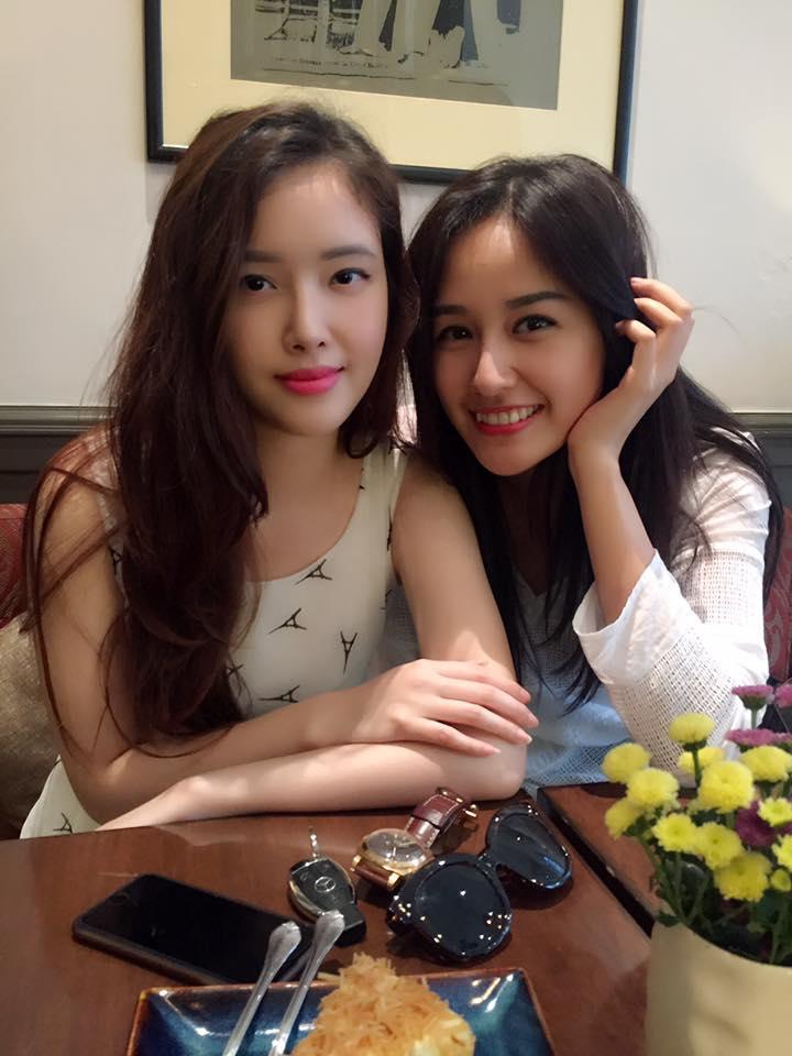 Facebook sao Việt:  Hoa hậu Thu Thảo 'xả hơi' sau khi bị 'bế quan luyện công' - Ảnh 3