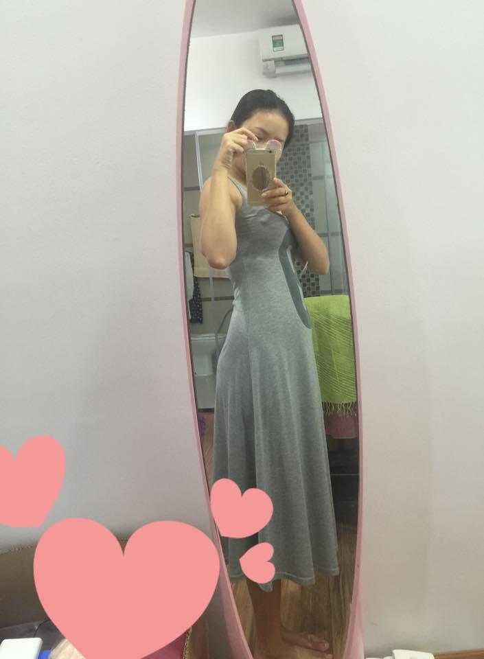 Facebook sao Việt:  Hoa hậu Thu Thảo 'xả hơi' sau khi bị 'bế quan luyện công' - Ảnh 16