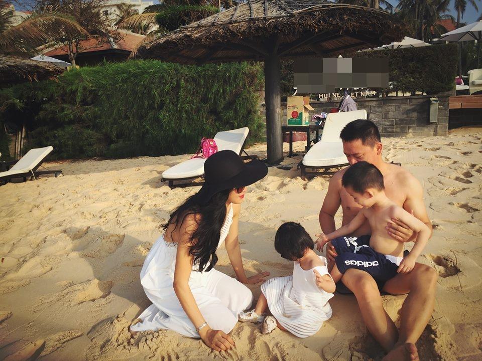 Facebook sao Việt:  Hoa hậu Thu Thảo 'xả hơi' sau khi bị 'bế quan luyện công' - Ảnh 17