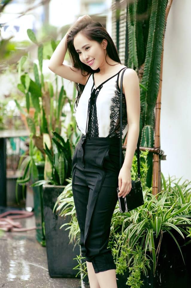 Facebook sao Việt:  Hoa hậu Thu Thảo 'xả hơi' sau khi bị 'bế quan luyện công' - Ảnh 19