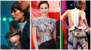 Loạt Sao Việt ôm án phạt vì lỡ mặc hở quá đà
