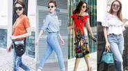 """""""Điểm danh"""" những mỹ nhân Việt mặc gì cũng khiến chị em mê mẩn"""